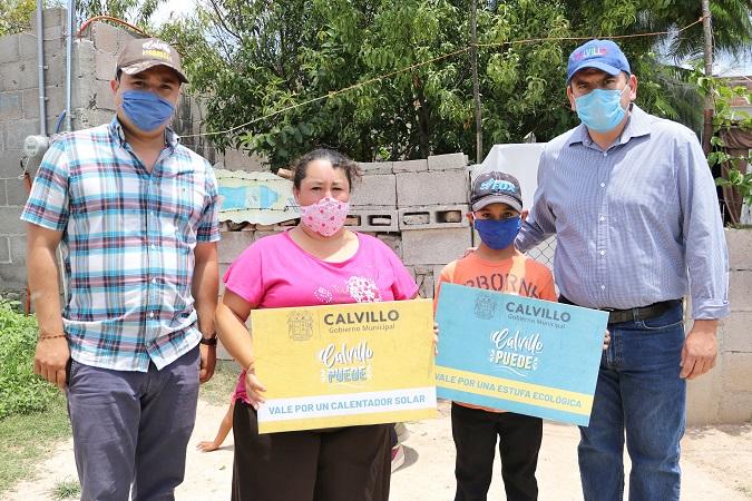 """Busca programa """"Calvillo Puede"""" mejorar las condiciones de vida de calvillenses"""