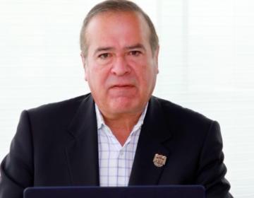 Estalla González Cruz contra gobierno de Bonilla y denuncia amenaza