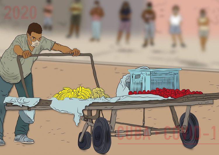 Los carretilleros, en la mira del gobierno cubano como tantos otros trabajadores independientes