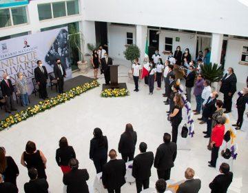 Conmemoran en Pabellón de Arteaga a Enrique Olivares Santana