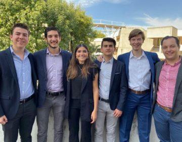 Alumnos de Ingeniería Industrial de la Universidad Panamericana obtienen el Gold Award 2020