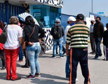 Curva de contagio por covid a la baja en Puebla