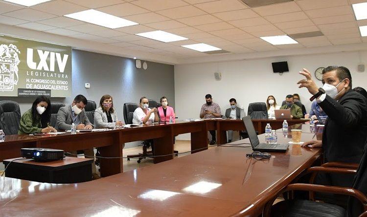Revisan Congreso del Estado y CPLAP Plan Estratégico de Aguascalientes 2045