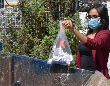 Pide municipio separar residuos infecciosos en contenedores de Aguascalientes
