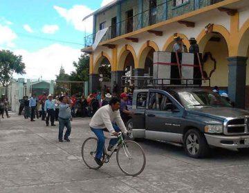 "Dejan narcomanta en Moyotzingo; anuncian ""limpia"""