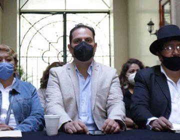 Descomunal desorden territorial provocado por antorchistas al Sur de la capital de Puebla