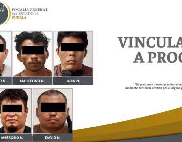 Detienen a secuestradores que operaba en Zinacatepec, Puebla
