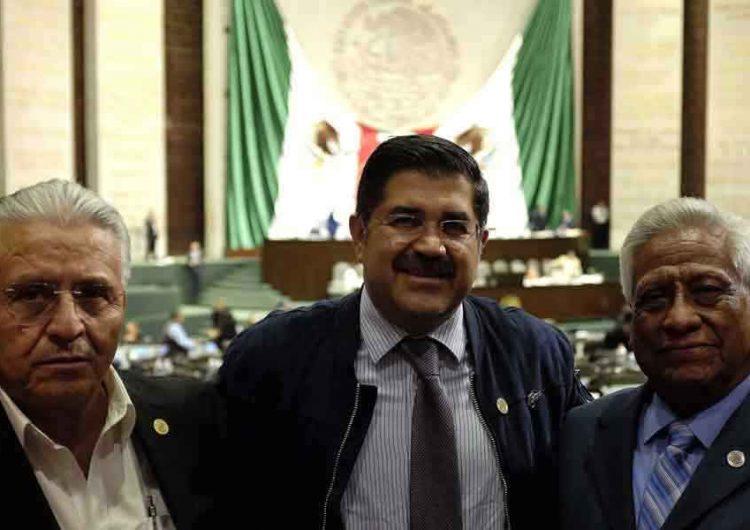 Diputados acusan a Barbosa de instrumentar ataques a Antorcha Campesina