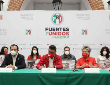 El PRI buscará al PAN y a Antorcha Campesina  para una alianza en Puebla