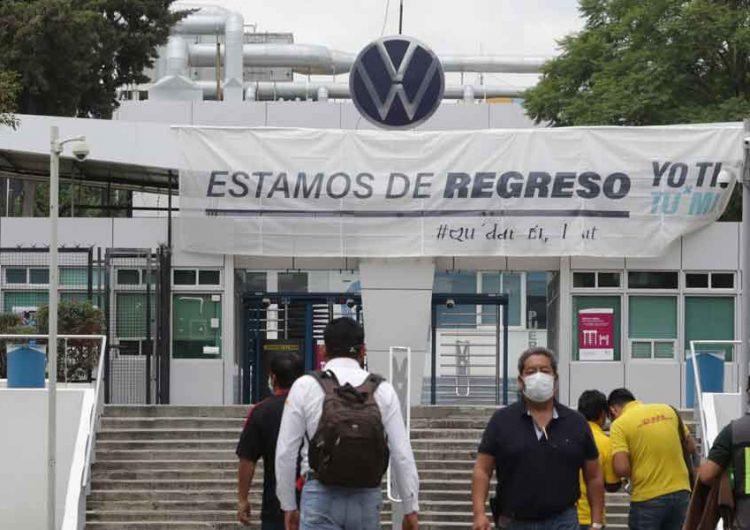 Empleados del sindicalizados de Volkswagen podrán heredar su plaza