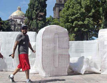 Grito de Independencia en Puebla evalúan realizarlo con sana distancia