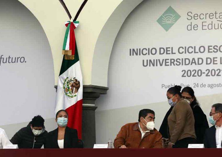 Inauguran la Universidad de la Salud en Puebla