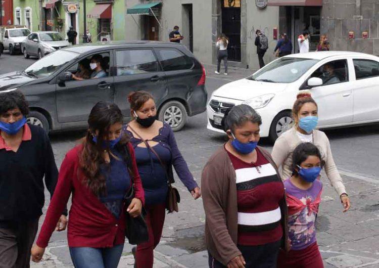 Incrementa movilidad en Centro Histórico de Puebla