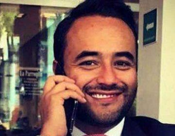 Investigan muerte de Valmiki López, hijo del ex gerente regional de la CFE