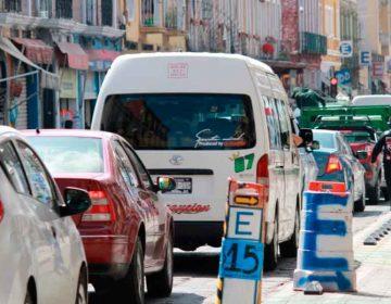 La Ciudad de Puebla comienza reapertura paulatina de calles