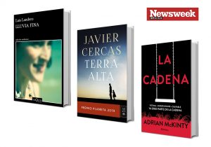 Tres novelas que erizan la piel