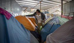 Ansiedad y depresión predominan en migrantes atrapados en México en…