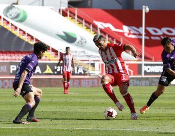 Gana Necaxa su primer partido frente a Mazatlán