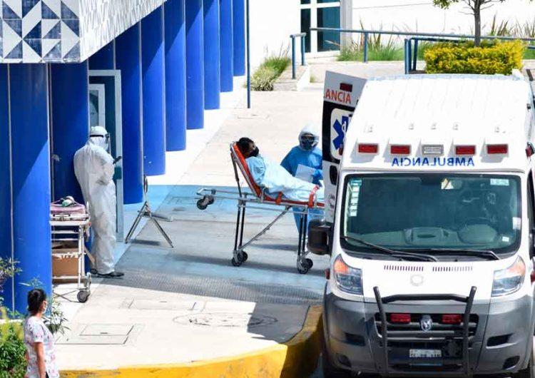 Las cifras de contagios por Covid-19 en Puebla no bajan