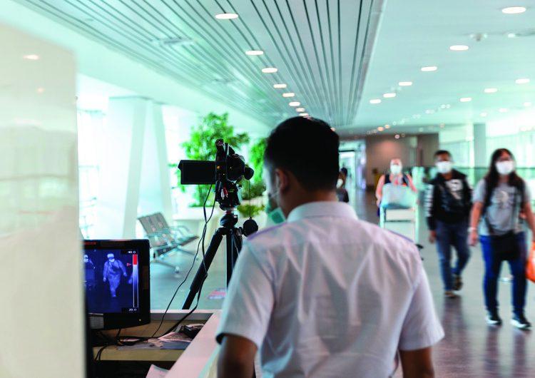 Biometría y reconocimiento facial en la era del cubrebocas