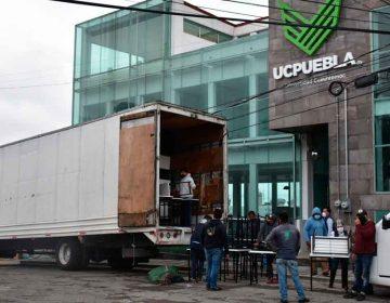 SAT embarga nuevamente a la Universidad Cuauhtémoc de Puebla