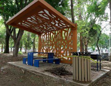Nula presencia de poblanos tras reapertura en parques de Puebla