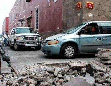 Remodelación del centro histórico perjudica reactivación económica de Puebla: PAN