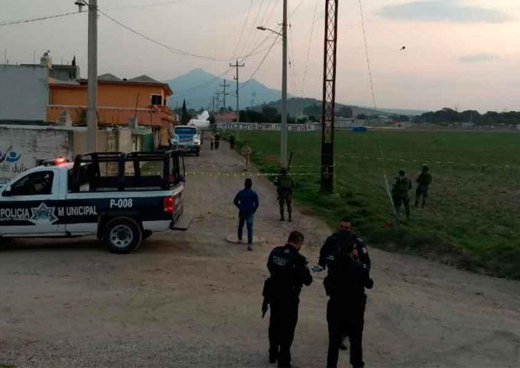 Otra fuga gas por toma clandestina en zona huachicolera de Amozoc