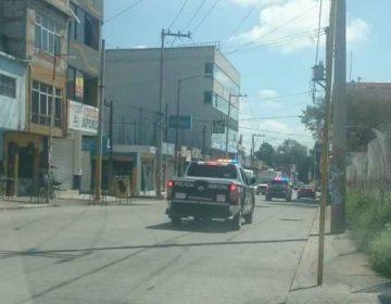 Policía municipal evita linchamiento en Texmelucan, Puebla