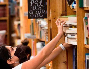 Por  Covid incrementó 75% ventas de libros y revistas en Texmelucan