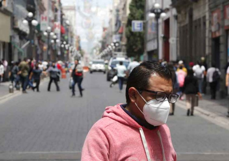 Puebla podrá cambiar a Semáforo Naranja