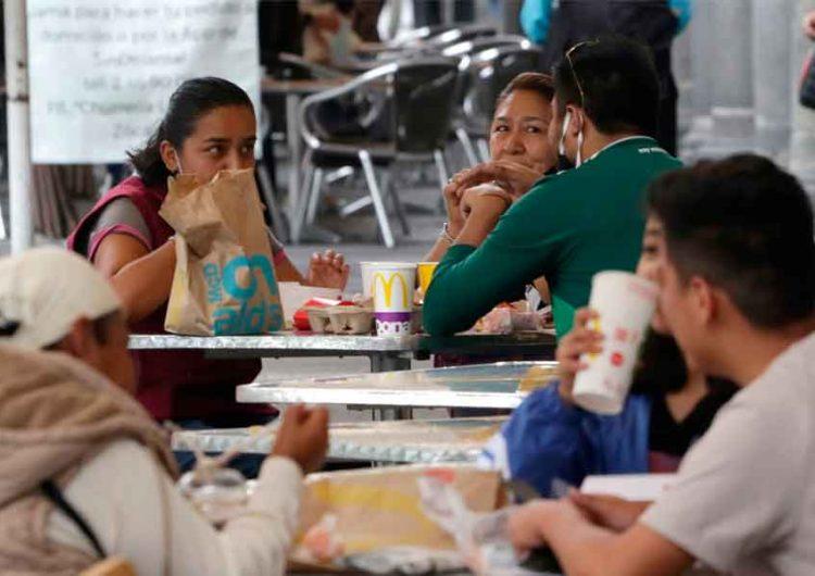 Si reactivación económica eleva contagios se cerrarán los comercios nuevamente en Puebla