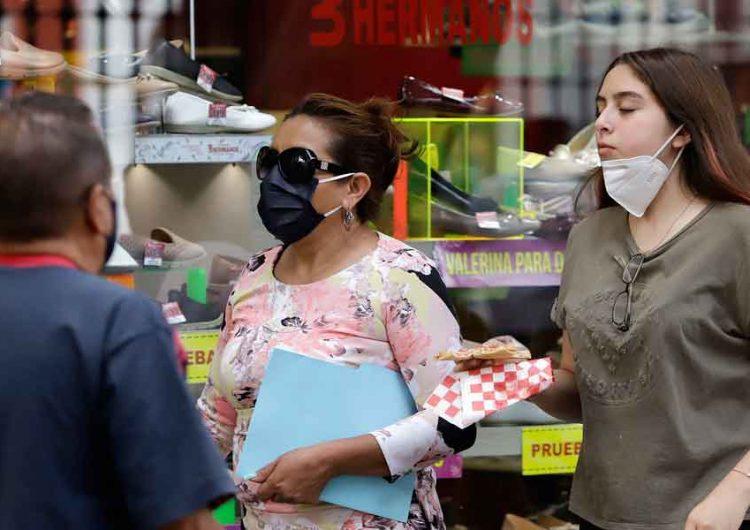 Sigue a la baja curva de contagio Covid-19 en Puebla; 417 contagios y 49 decesos en 3 días