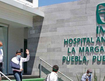Suspenden apertura de anexo IMSS La Margarita, Puebla: Zoé Robledo supervisó obra