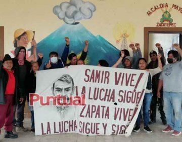 TEEP  no ve al pueblo indígena de Zacatepec, asegura el FPDTA
