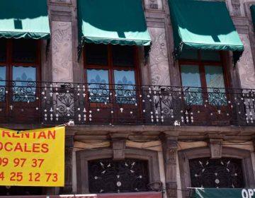 Tras la crisis,  esto te cuesta rentar un local en Puebla