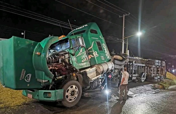 Desde el 2018, 39 accidentes de transporte de carga pesada en Tercer Anillo