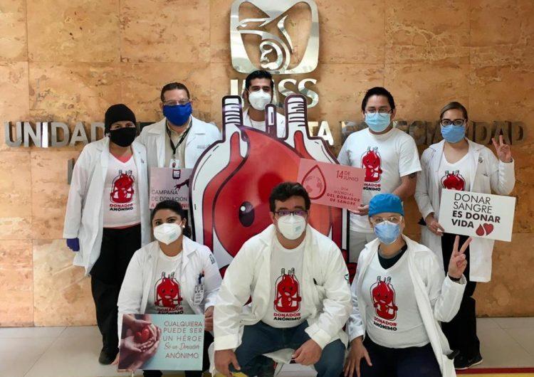 Piden donar sangre a niños con cáncer