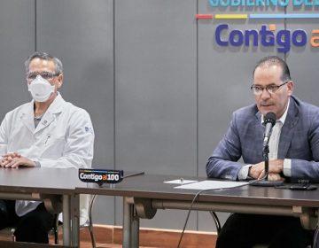 Entregará gobierno estatal bono de 4 mil pesos a trabajadores de la salud