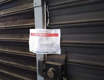 Suspende Guardia Sanitaria 155 establecimientos por incumplir protocolos