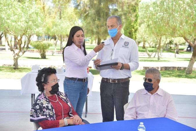 Formalizarán asentamientos irregulares en Jesús María