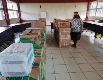 Suspenden en Campeche entrega de libros de texto