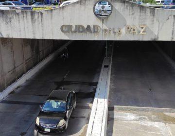 Confusión en circulación de Glorieta La Paz