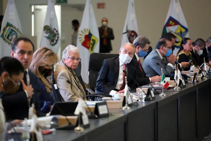 Aprueba AMLO propuesta de gobernadores de análisis a la Ley de Coordinación Fiscal