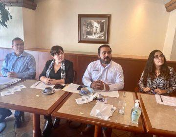 Diputado y regidores del PRD en BC amenazan con dejar de representar al partido, en apoyo a Leyzaola