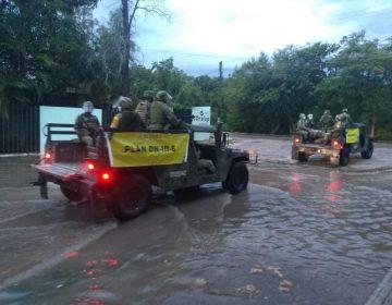 Ante tormenta prepara Ejército PLAN DNIII-E