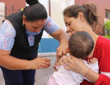 Termina jornada de vacunación en Jesús María
