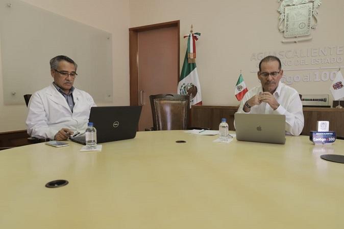 Enviará ISSEA brigadas para verificar uso del cubrebocas en colonias de Aguascalientes