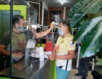 Revisa Brigada sanitaria más de 450 establecimientos comerciales en Jesús María