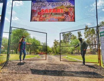 Abre sus puertas bosque y zoológico en Mexicali en modalidad safari